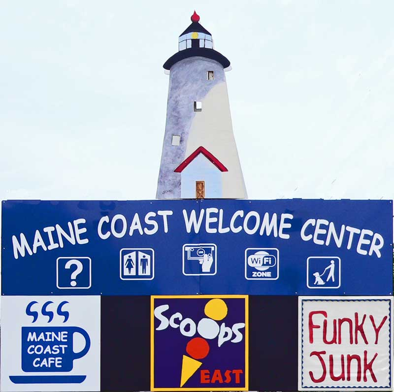 map of maine coast. From www.maine-coast-welcome-