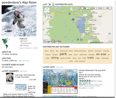 'example map room' from the web at 'http://www.mappery.com/images/map-room-example.png'