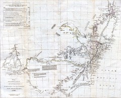 1832 South Australia Historical Map