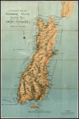 1880 New Zealand Map