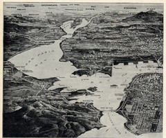 1936 San Francisco Bay Area Map Part 1