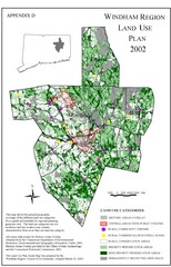 2002 Windham Region Land Use Map