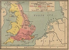600 British Settlement Map