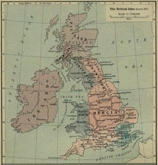 802 British Isles Map