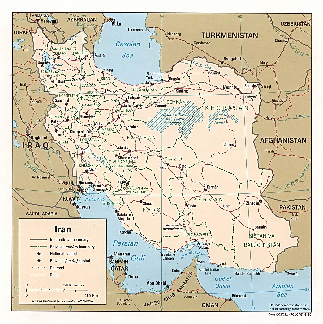 Afg iran border map mappery gumiabroncs Image collections