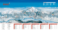 ARE Ski Resort in Sweden Map