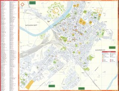 Alessandria Map