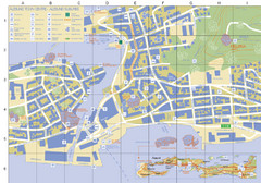 Alesund Town Map