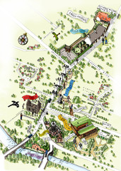 Alloway Scotland Map