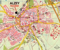 bad durkheim stadtplan