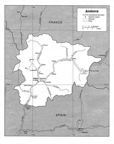 map of france and spain with cities. Map of country between France