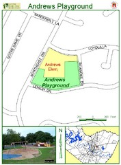 Andrews Playground Map