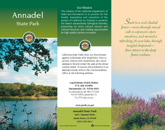 Annadel State Park Map