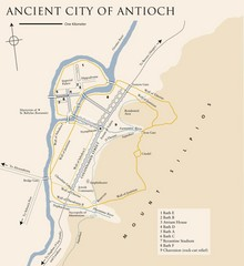 Antioch City Map