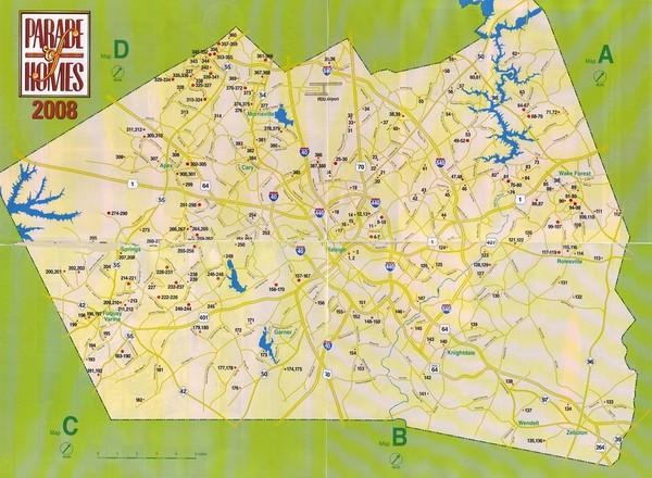Area Codes Near Raleigh North Carolina Map: Map Of North Carolina Area Codes At Usa Maps