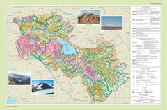 Armenia & Karabakh Geomorphological Map