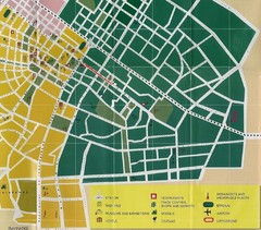 Ashgabat City Map