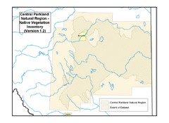 Aspen Parkland Natural Region Map