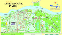 Assiniboine Park Map