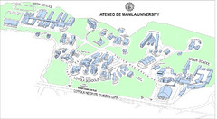 Ateneo de Manila University Loyola Heights Campus...