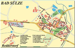 Bad Sülze Map