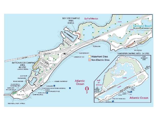 Fullsize Bahia Honda State Park Map. 24.6644904071242 -81.2656116485596 14