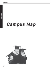 Bakersfield College Campus Map