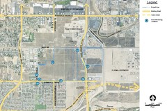 Bakersfield Commons Noise Monitoring Map
