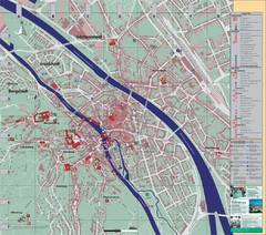 Bamberg City Map