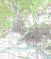 Batesville City Map