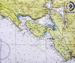 Bay of Boka Map