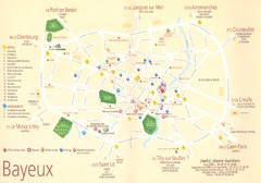 Bayeux Map