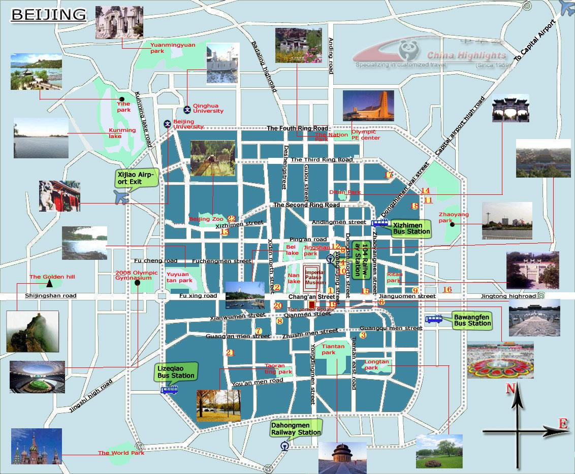 Stadtplan san francisco