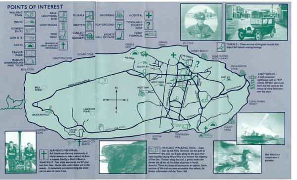 Newfoundland and Labrador maps mappery