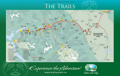 Bella Coola Valley Trail Map