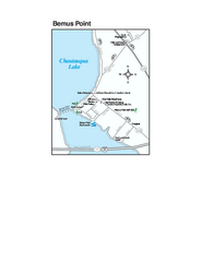Bemus Point Map