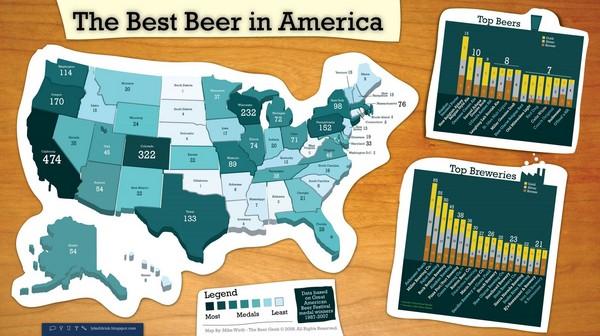 fullsize best beer in america 2008 map