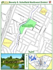Beverly S. Sheffield Northwest District Park Map