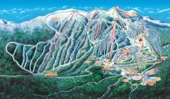 Big White Ski Trail Map