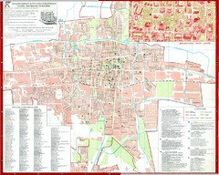 Bishkek City Map