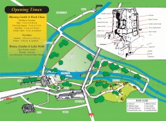 Blarney Castle Map