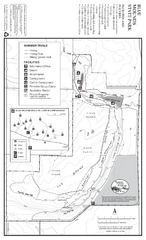 Blue Mounds State Park Map