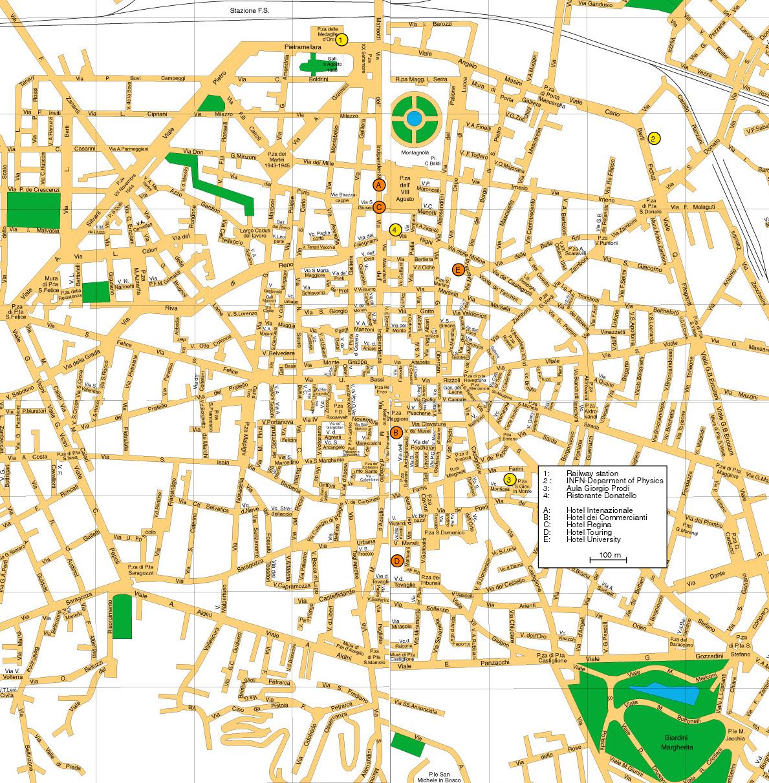 fiera di modellismo bologna italy map - photo#25
