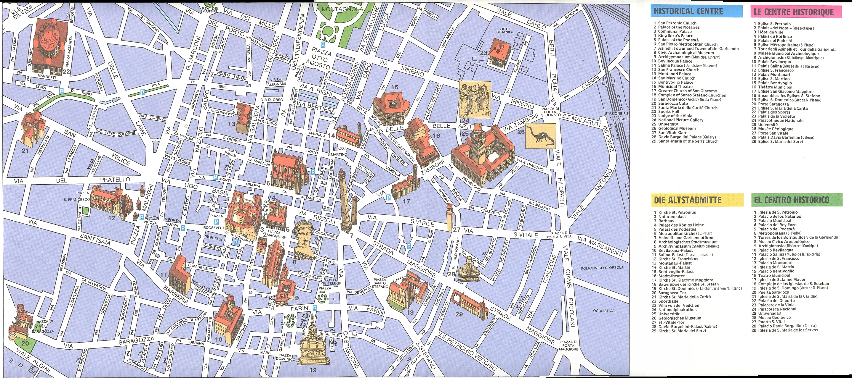 fintyre bologna map - photo#21