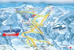 Bolsterlang Ski Trail Map