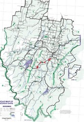Boonah Shire Magpie Map