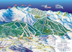 Borovets Ski Map