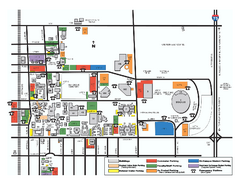Bowling Green State University - Main Campus Map