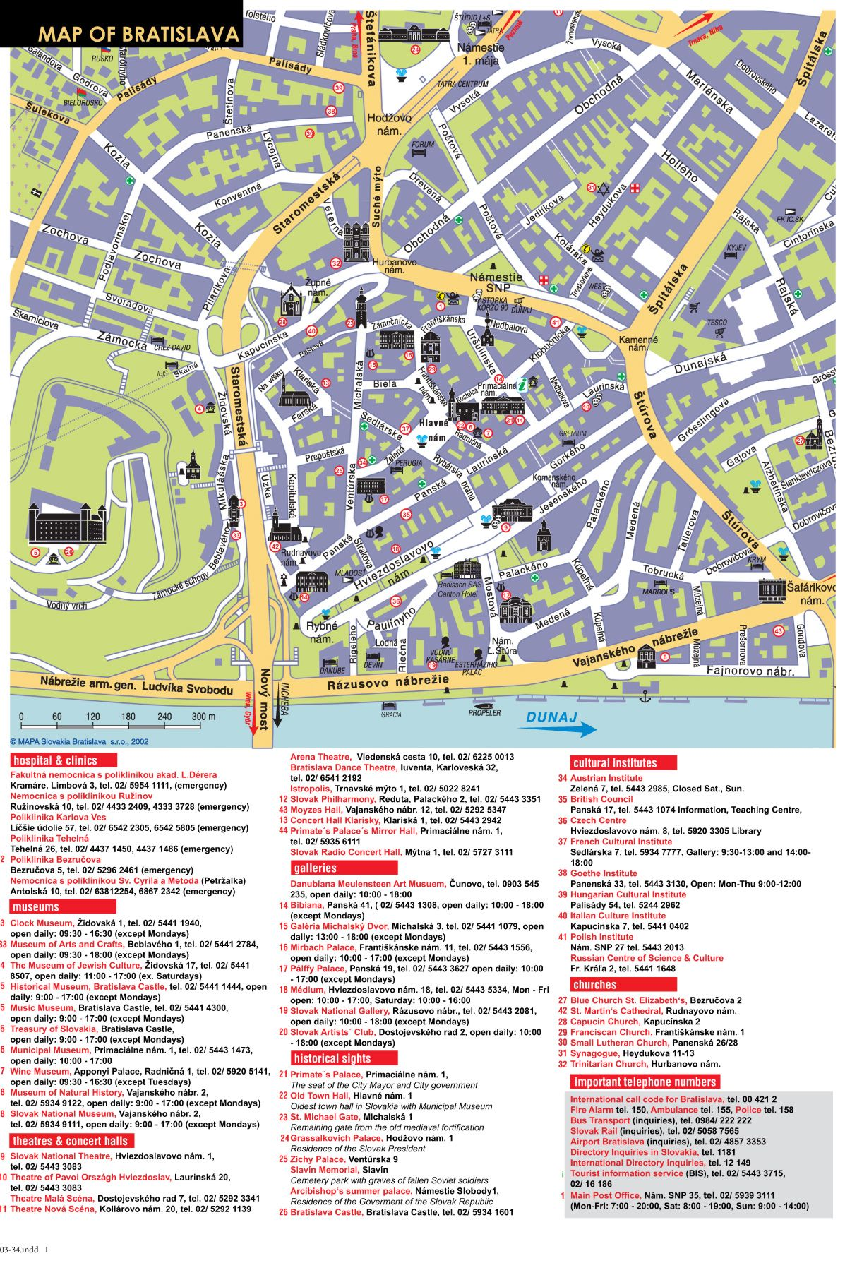budapest city centre map pdf