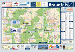 Braunfels Tourist Map